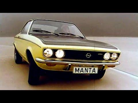 Kult-Cars: Der Opel Manta A