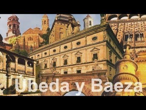 Úbeda y Baeza, hermanas de piedra y olivos. Jaén