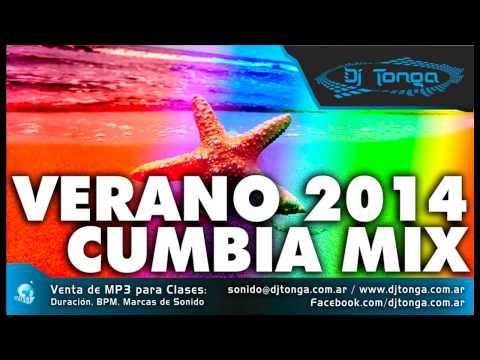 CUMBIA ACTUAL - ENGANCHADO CUMBIA REMIX VERANO 2014 - LO MAS NUEVO