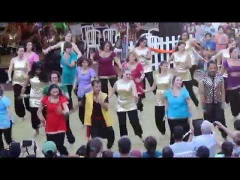 Jai Ho Bollywood Dance Troupe India Festival 2015