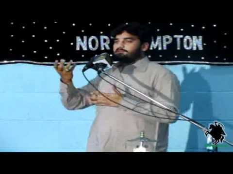 Zakir Waseem Abbas Baloch Of Laliyan - Agha Northampton (uk) - 6th May 2012 1433 video