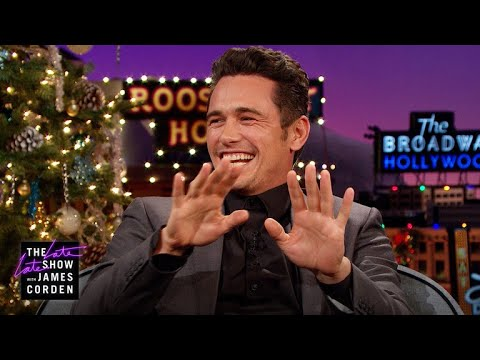 download lagu James Franco Is Working On His Magic Mike Moves gratis
