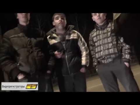 Ночные бандиты Симферополя 2013 г.
