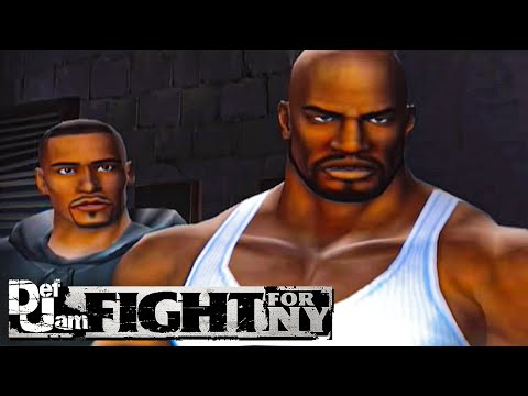 Def Jam: Fight For Ny - Walkthrough - Part 1 video