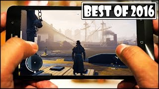 Best Of 2016 || Top 10 Best High Graphics Games for Android & iOS in 2016/2017 || Gamerzed Tv