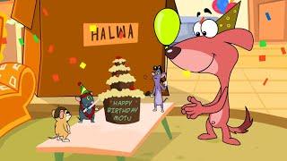 Rat-A-Tat|'Surprise Snake Painted Birthday Party'|Chotoonz Kids Funny Cartoon Videos