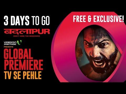 Badlapur Global Premiere | Varun Dhawan, Yami Gautam & Nawazuddin Siddiqui