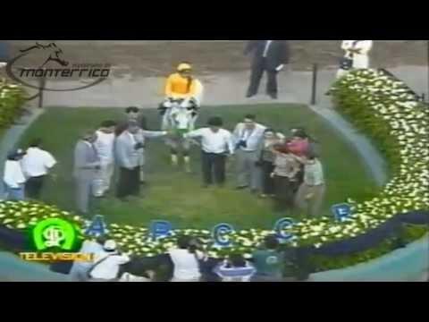 :.EL VELOCISTA VS. CAMIONETA FORD 4x4 - Carrera de Caballos - Hipódromo de Monterrico.: