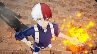 SHOTO TODOROKI vs DENKI KAMINARI ?My Hero Academia: One's Justice (PC Steam Ver)