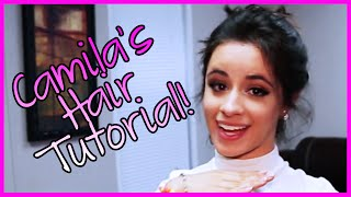 Download Lagu Fifth Harmony - Camila's Hair Tutorial - Fifth Harmony Takeover Gratis STAFABAND