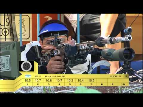 50m Rifle Prone Men - ISSF World Cup Series 2010. Rifle & Pistol Stage 4. Belgrade (SRB)