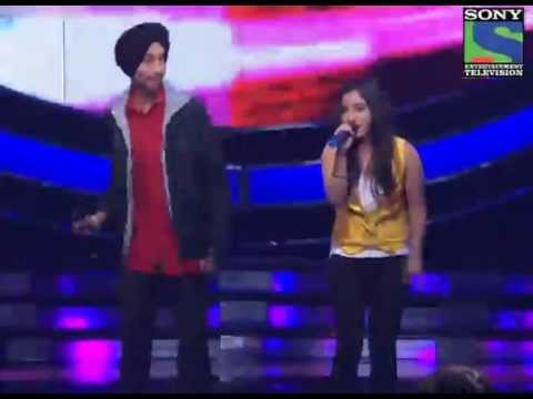 Duniya Mein Logon Ko Dhokha Song By Poorvi And Devenra Singh In Indian Idol video