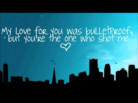 Bulletproof LovePierce The Veil Lyrics Full Song