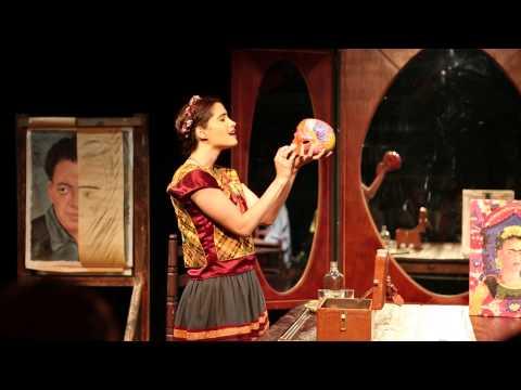 Trailer Obra de Teatro Frida Kahlo Viva la Vida