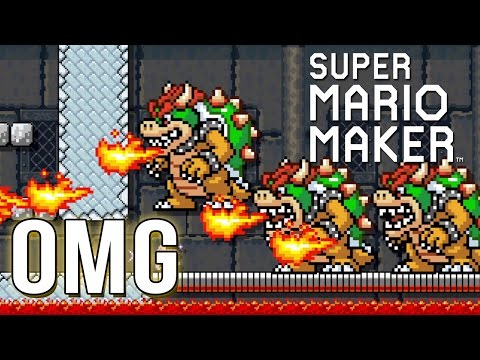 De Vuelta al Fail - Super Mario Maker