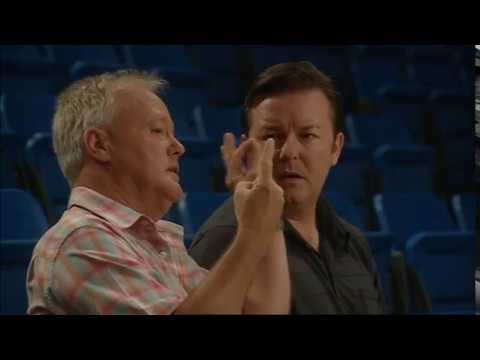 The Art Of Breaking Character (Ricky Gervais, Stephen Merchant, Ian McKellen) - Extras