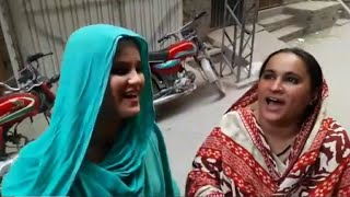 JUSTIN BIEBER BABY SONG BY 2 PAKISTANI LADIES AWESOME TALENT [FUNNY VINES 879]