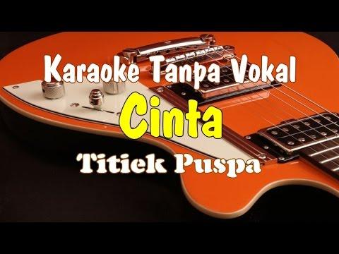 Karaoke Titiek Puspa - Cinta