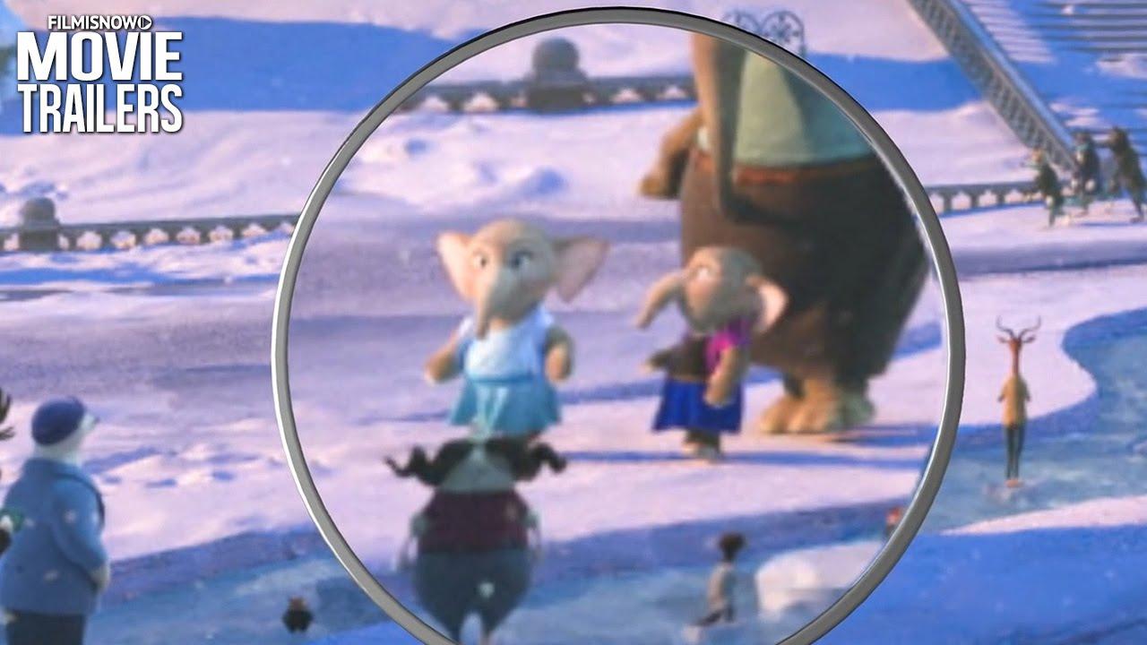 Zootopia Hidden Easter Eggs   From 'Frozen' to 'Big Hero 6' [HD]