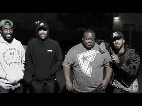 "The Making of ""Bad Azz"" off Rosecrans the Album  Problem and DJ Quik"