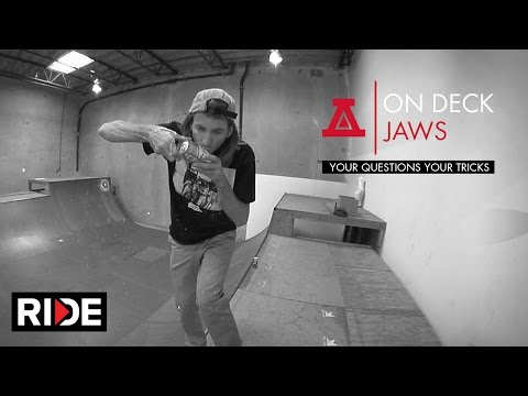 "AYC On Deck With Aaron ""Jaws"" Homoki"