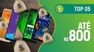 Best smartphones up to R$ 800 | TOP 5 - June 2019