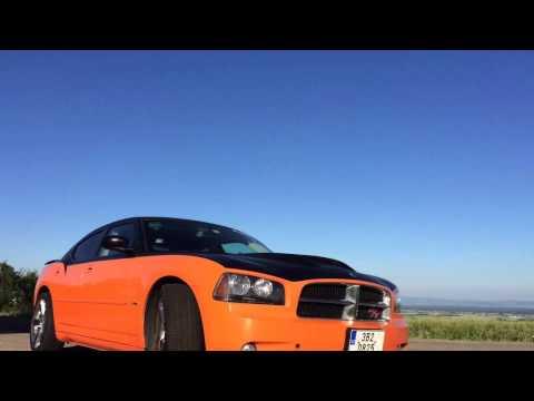 Dodge Charger Borla Exhaust