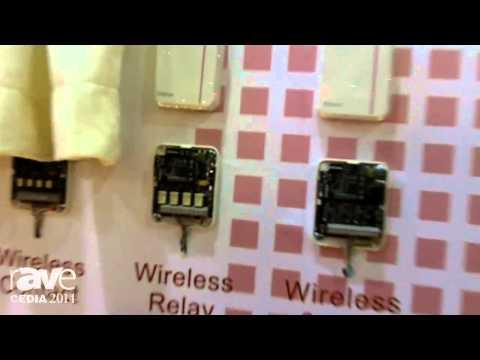CEDIA 2014: inSona Demos their Wireless Relay