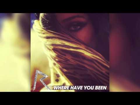 Rihanna - Where Have You Been (studio Acapella) video