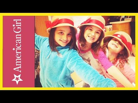 AMERICAN GIRL STORE WITH BRATAYLEY!  |  KITTIESMAMA