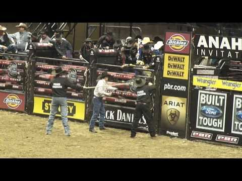 PBR Silvano Alves winning ride 2011
