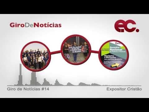 Giro de Notícias #014 - Jovens Talentos - Giro Regional REMNE - ENPP