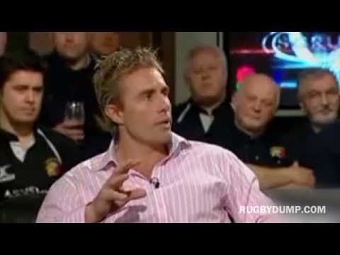 Great interview with Justin Marshall & Warren Gatland in 2008