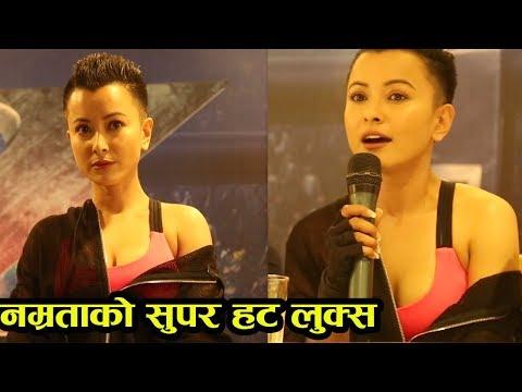 इतिहासकै सुपर हट लुक्समा नम्रता श्रेष्ठ Mero Online TV  Namrata Shrestha Nepali Movie Jiara