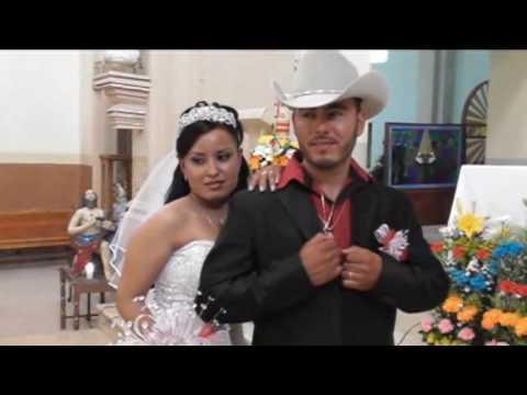 Boda de Adriana y José Refugio Enrramadas, Moctezuma, S.L.P. 17 Abril 2016