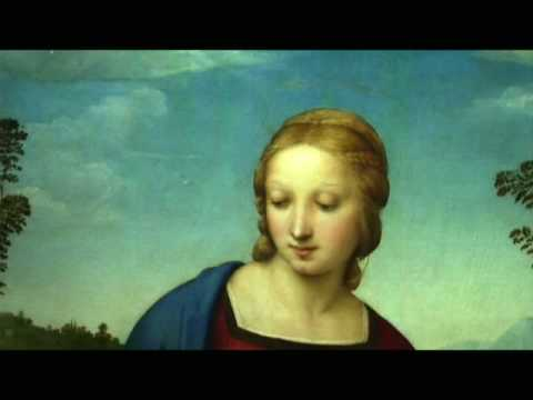 2008_The Madonna del cardellino restored_1_ENG