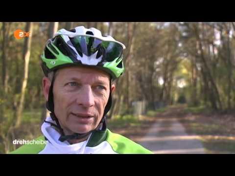 Christian Prochnow Schwimmen, Radeln, Laufen = Triathlon Kettenraucher ZDF Drehscheibe