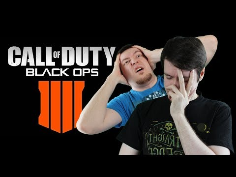 ЭТО ЧТО ВООБЩЕ БЫЛО?! Анонс Call of Duty: Black Ops 4 [Мнение]