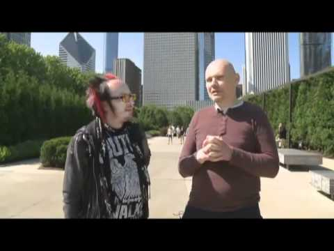 Billy Corgan 2012 Interview with CBS Chicago on Oceania - June 2012