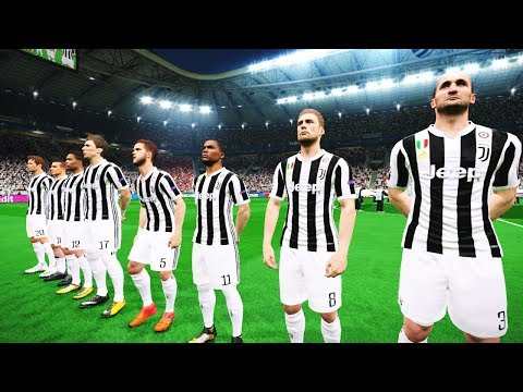 PES | Juventus vs Bayern Munich 2018 | Full Match | Ronaldo amazing goals | Gameplay PC