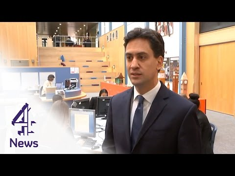 Ed Miliband on Emily Thornberry's tweet | Channel 4 News