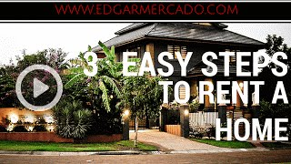 Rent A House Or An Apartment In 3 Easy Steps