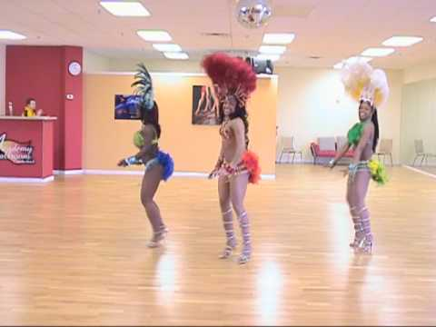 Brazilian Samba Dance Performance By Jazz Baptiste & Friends video