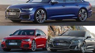 New Audi S6/S6 AV/ S7 SB 2019-2020
