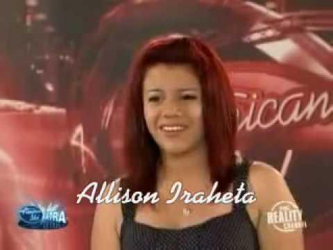 Allison Iraheta American Idol Audition