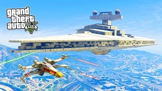GTA 5 PC Mods - ULTIMATE STAR WARS MOD! GTA 5 Star Wars Mod Gameplay! (GTA 5 Mod Gameplay)
