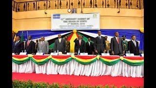 LIVE: JPM kwenye Mkutano wa 19 wa Jumuiya ya Afrika Mashariki
