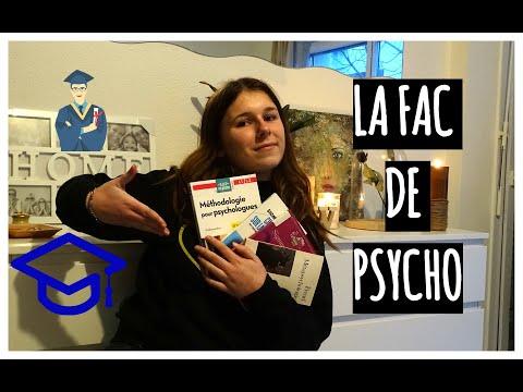 Comment ca se passe la fac de psychologie ?