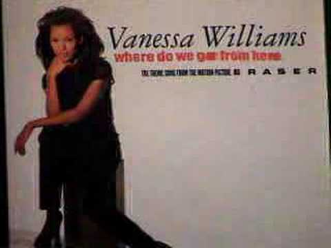 Vanessa Williams - Where Do We Go From Here