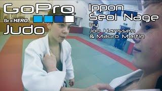 GoPro: Judo Ippon Seoi Nage 4K